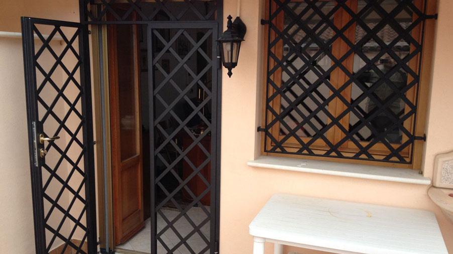 Fabbro riparazioni e lavori in ferro Torino