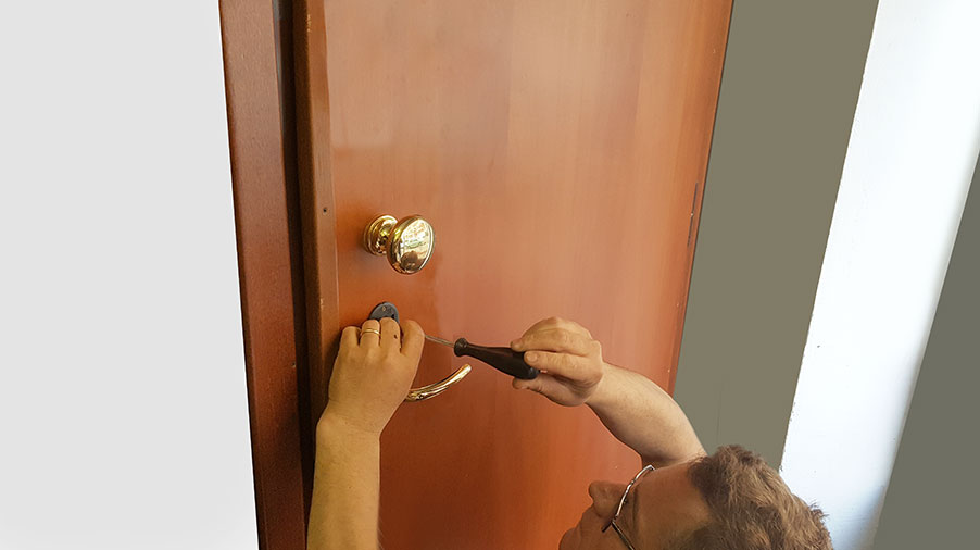 Come sono fatte le porte blindate?
