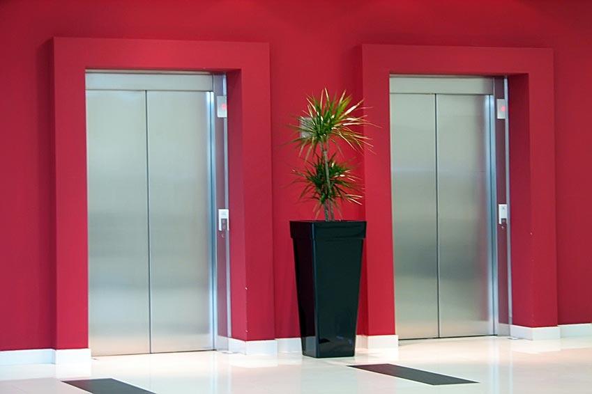 Apertura porte ascensore Torino